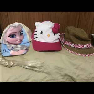 Other - Youth girls hats